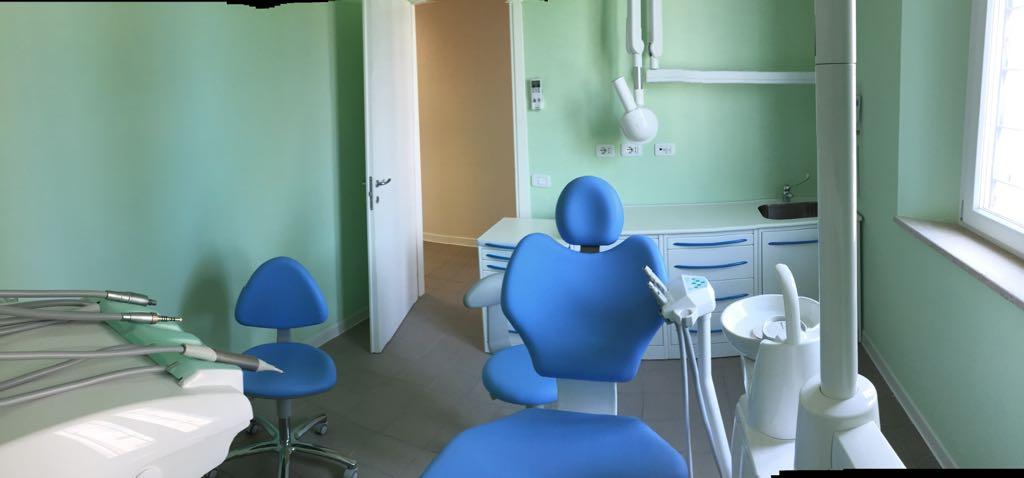 Umbriadent spoleto sala operatoria