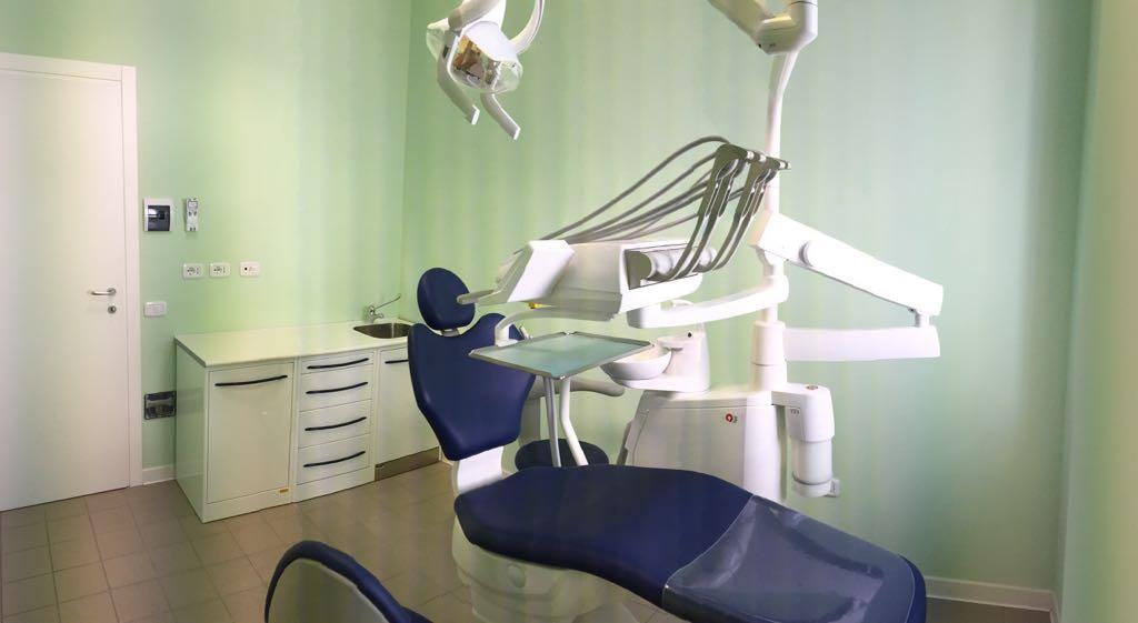 Umbriadent spoleto poltrona studio dentista